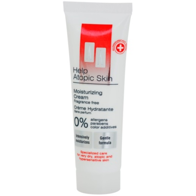 hydratačný krém bez parfumácie