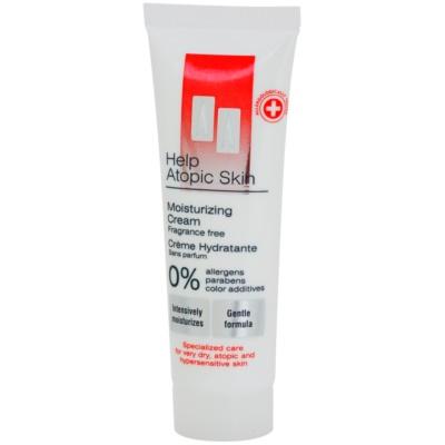 hidratáló krém parfümmentes