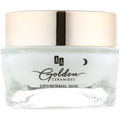 Intensive Night Cream Regenerative Effect