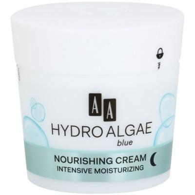 hydratisierende und nährende Creme