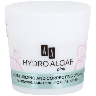 Colour Correcting For Hydration And Pore Minimizing