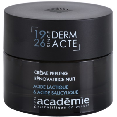 Anti-Wrinkle Night Cream with Exfoliating Effect