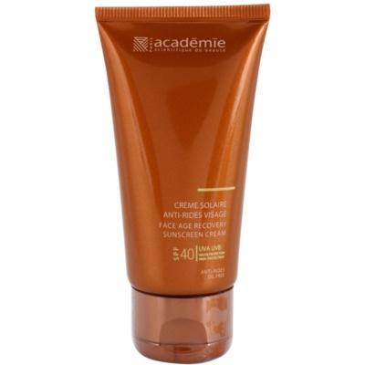 Bőr öregedés elleni napkrém SPF 40