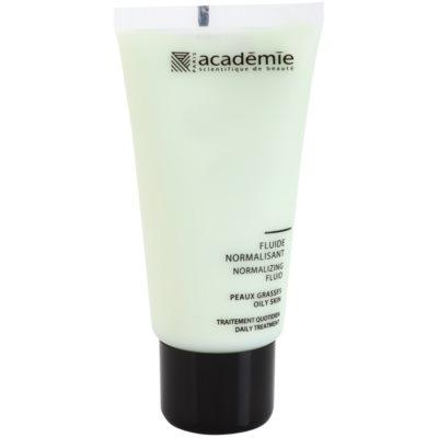 normalizační fluid k redukci kožního mazu