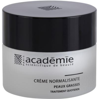 crème normalisante matifiante