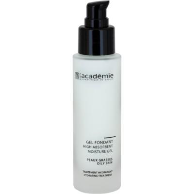 hydratačný gel pre matný vzhľad