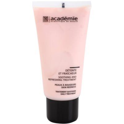 beruhigende und erfrischende Creme für empfindliche und irritierte Haut