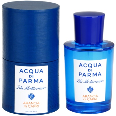 Acqua di Parma Blu Mediterraneo Arancia di Capri eau de toilette unisex