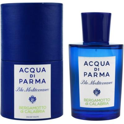 Acqua di Parma Blu Mediterraneo Bergamotto di Calabria Eau de Toilette unissexo