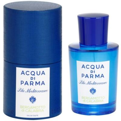Acqua di Parma Blu Mediterraneo Bergamotto di Calabria toaletní voda unisex