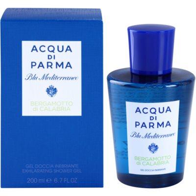 Acqua di Parma Blu Mediterraneo Bergamotto di Calabria gel douche mixte