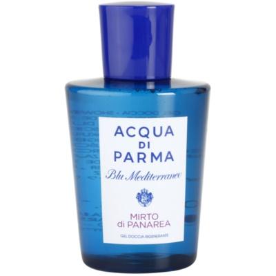 Acqua di Parma Blu Mediterraneo Mirto di Panarea gel douche mixte