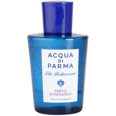 Acqua di Parma Blu Mediterraneo Mirto di Panarea gel de douche mixte