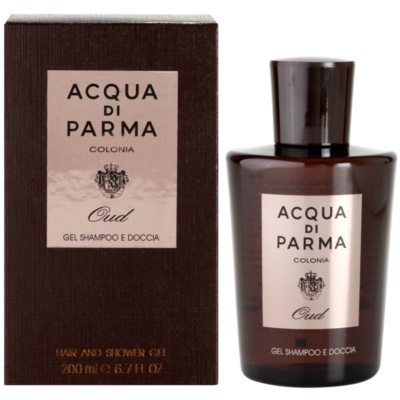 Acqua di Parma Colonia Colonia Oud Shower Gel for Men