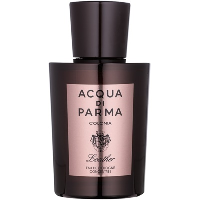 Acqua di Parma Colonia Colonia Leather eau de Cologne mixte