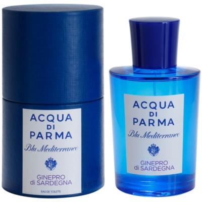 Acqua di Parma Blu Mediterraneo Ginepro di Sardegna Eau de Toilette unisex