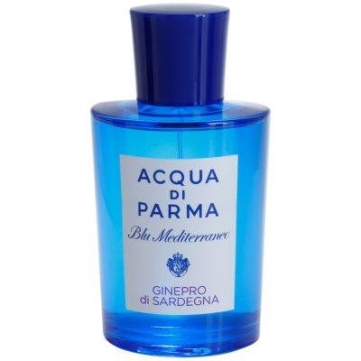 Acqua di Parma Blu Mediterraneo Ginepro di Sardegna eau de toilette mixte