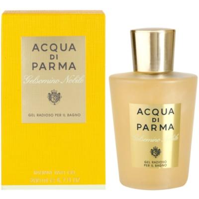 Acqua di Parma Nobile Gelsomino Nobile gel de duche para mulheres