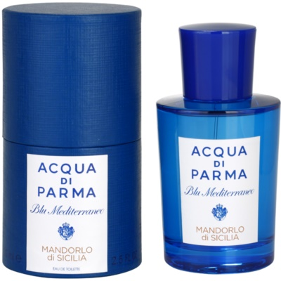 Acqua di Parma Blu Mediterraneo Mandorlo di Sicilia Eau de Toilette unisex