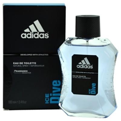 Adidas Ice Dive Eau de Toilette for Men 100 ml