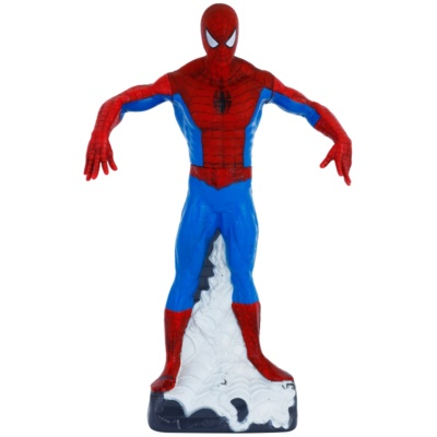 Admiranda Ultimate Spider-Man 3D αφρόλουτρο μπάνιου για παιδιά