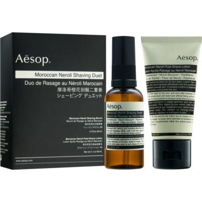 Aēsop Skin Maroccan Neroli Cosmetic Set I.
