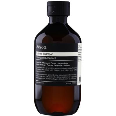 Aésop Hair Calming upokojujúci šampón pre suchú pokožku hlavy so sklonom k svrbeniu