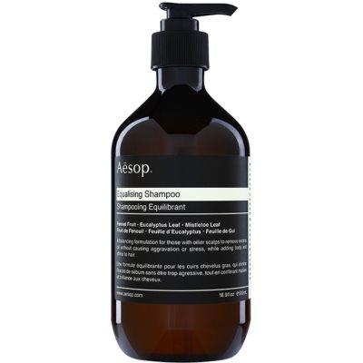 Aésop Hair Equalising šampón pre obnovenie rovnováhy pokožky hlavy