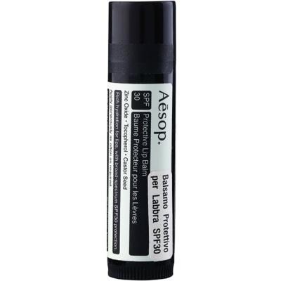 Aēsop Skin zaštitni balzam za usne SPF 30