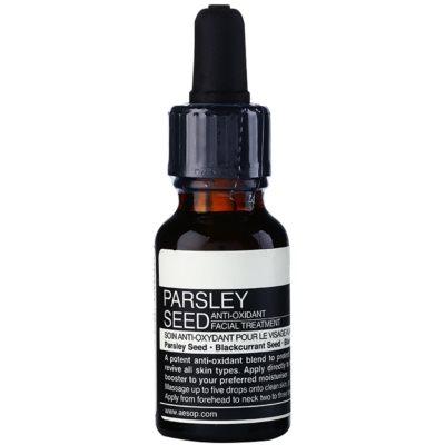 antioksidantni serum za vse tipe kože