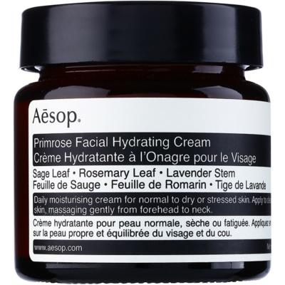 crème hydratante pour peaux normales à sèches
