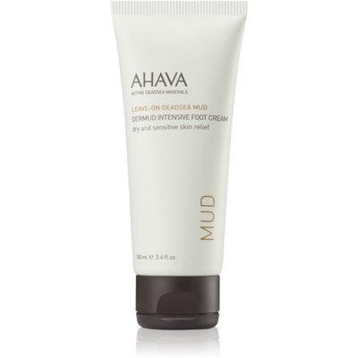 intenzívny krém na nohy pre suchú a citlivú pokožku