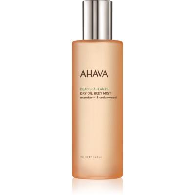Ahava Dead Sea Plants Mandarin & Cedarwood Trockenöl für den Körper im Spray