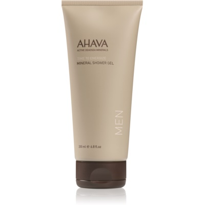 Ahava Time To Energize Men mineralni gel za tuširanje