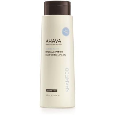 minerální šampon