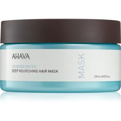 tiefenwirksame nährende Maske für das Haar