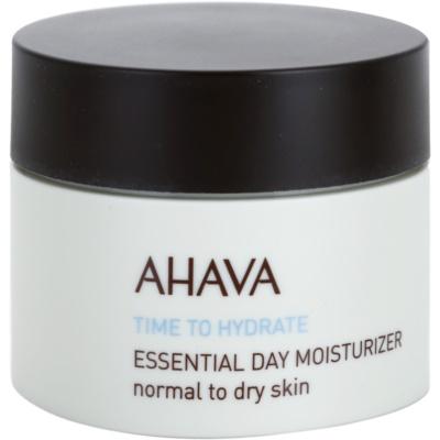 Feuchtigkeitsspendende Tagescreme für normale und trockene Haut
