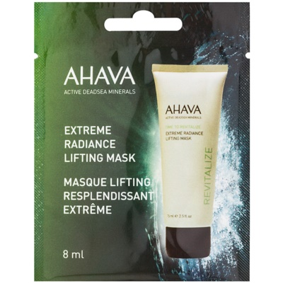 Ahava Time To Revitalize aufhellende Lifting-Maske