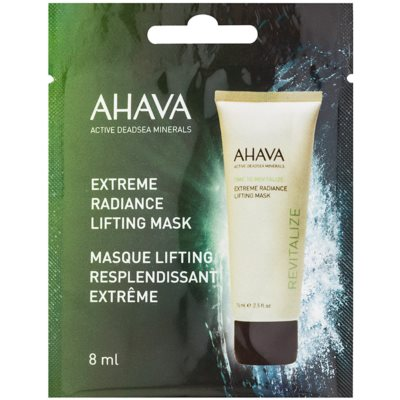 Ahava Time To Revitalize posvjetljujuća lifting maska