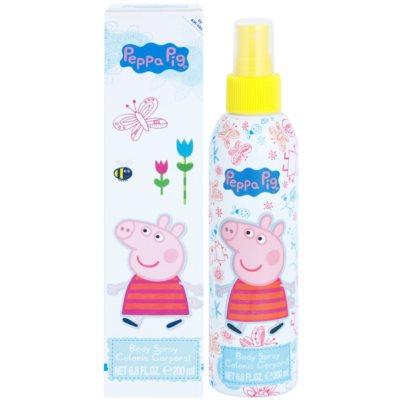 spray corporal para niños 200 ml
