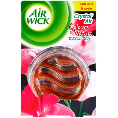 Air Wick Crystal Air Air Freshener   (Pink Sweet Pea)