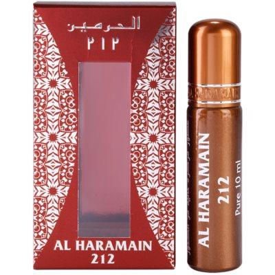Al Haramain 212 aceite perfumado para mujer 10 ml  (roll on)