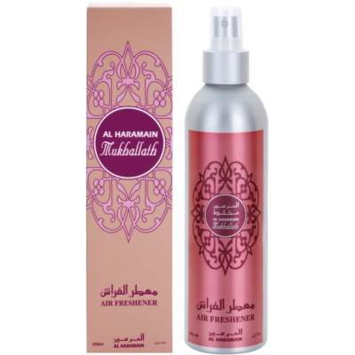 Al Haramain Mukhallath spray para o lar