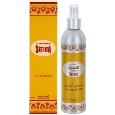 Al Haramain Sedra Room Spray