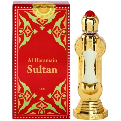 Al Haramain Sultan parfumirano olje uniseks