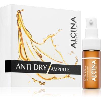 Alcina Effective Care догляд проти зморшок для сухої та дуже сухої шкіри
