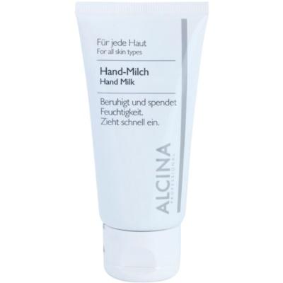 mlieko na ruky proti vysušovaniu pokožky