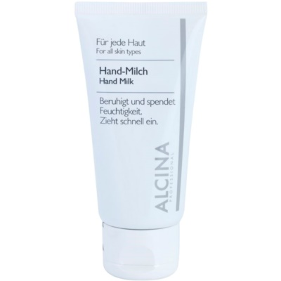 Hand Lotion To Treat Skin Drying