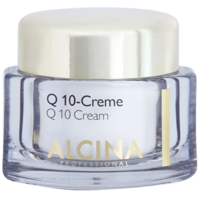 Face Cream With Coenzyme Q10