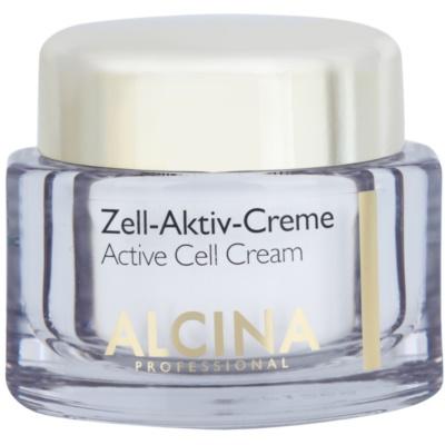 crème active pour raffermir le visage